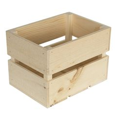 Walnut Hollow Rustic Wood Crate DIY Home Décor Accent Project, 11.63-inches x 8-inches x 8.25-inches -- Want to know more, click on the image.