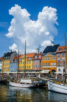 "Nyhavn Go to http://iBoatCity.com and use code PINTEREST for free shipping on your first order! (Lower 48 USA Only). Sign up for our email newsletter to get your free guide: ""Boat Buyer's Guide for Beginners."""