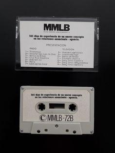 El primer anuario de MMLB, el de 1972, incluía una cassette con parte del sonido publicitario creado durante ese primer año. En los siguientes anuarios, la cassette fue sustituida por discos de vinilo