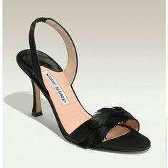 Authentic Manolo Blahnik Sandals