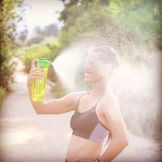 Aquabot is hydration, cooling, cleaning and fun in one.