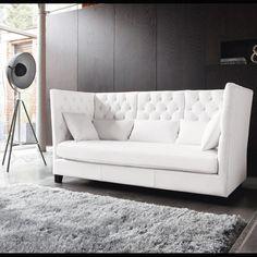 needs a ton of colorful throw pillows Furniture Repair, Furniture Decor, Rustic Floor Lamps, Reception Furniture, Colorful Throw Pillows, Floor Standing Lamps, Sofa Seats, White Sofas, Interior Design Inspiration