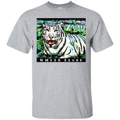 Just added this new Zabu White Tiger ... Check it out! http://catrescue.myshopify.com/products/zabu-white-tiger-custom-ultra-cotton-t-shirt?utm_campaign=social_autopilot&utm_source=pin&utm_medium=pin