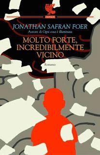 Recensione Molto forte incredibilmente vicino di Jonathan Safran Foer #book