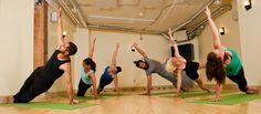best hot yoga studio in Seattle, IMO