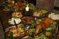 medieval banquet - Google Search