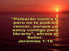 Biblia, paisajes y maravillas: Jeremías 1:19