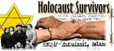 Holocaust Survivors   High school students can read the stories of holocaust survivors, hear them speak, look at their family photographs, etc