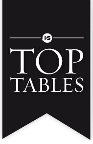 Singapore's Best Restaurants: Top Tables 2014 | I-S Magazine Online