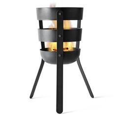 Menu Design Feuerkorb Fire Basket