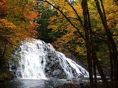Black Brook Falls (Pictou County, Nova Scotia) by Pwc7475