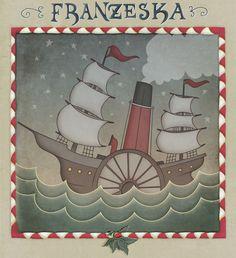 S.S. Franzeska on Behance