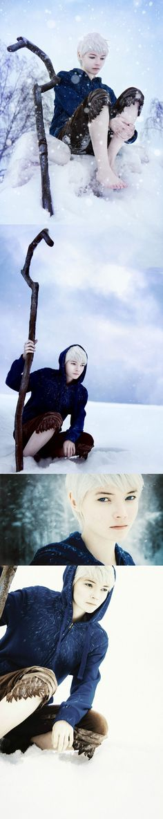 Rise of the Guardians - Jack Frost by ~Shredinger-Cat