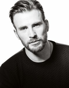 Chris Evans photographed in a portrait session for the 2014 Toronto International Film Festival.