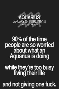 Zodiac Mind - Your source for Zodiac Facts Aquarius Traits, Astrology Aquarius, Aquarius Love, Aquarius Quotes, Aquarius Woman, Zodiac Signs Aquarius, Zodiac Mind, Zodiac Facts, Zodiac Quotes