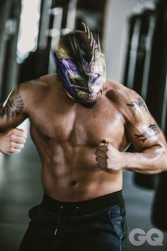 See photos of former United States and Cruiserweight Champion Kalisto from his new feature in the latest issue of GQ Mexico, available Saturday, Oct. Wwe Lucha, Mexican Wrestler, Wrestling Stars, Wrestling Superstars, Wwe Wrestlers, Hip Hop, Toy Story, Gq, Poses
