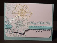 Secret Garden Mother's Day by TrishG - Cards and Paper Crafts at Splitcoaststampers