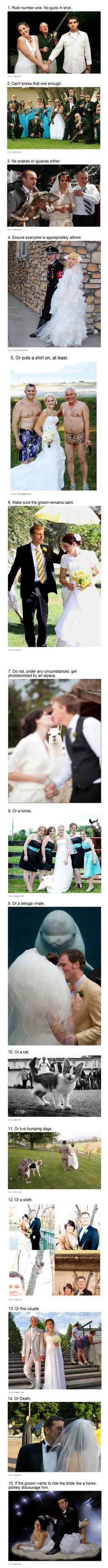 Ahh weddings xD