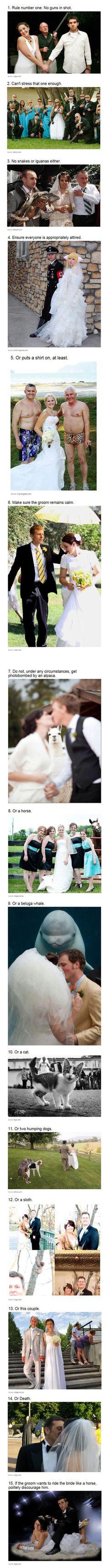 Ahh weddings xD
