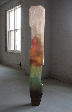 Sculpture by Amy Brener