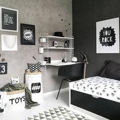 Boy bedroom design - Best Boys Bedrooms Designs Ideas and Decor Inspiration Kids Bedroom Boys, Childrens Bedroom, Rooms For Boys, Grey Boys Bedrooms, Boys Room Paint Ideas, Bedroom Ideas For Men Small, Boy Room Paint, Boys Bedroom Decor, White Room Decor
