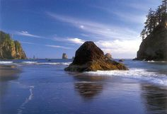 Boulders and Surf, Olympic National Park