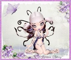 cookies - Page 85 Pixie, Sweet Cookies, Anime, Chibi, Fantasy Art, Creations, Fairy, Butterfly, Princess Zelda