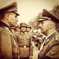 """Today in World War 2 History, January 9, 1943: Himmler visits Warsaw and orders 8,000 Jews deported from the ghetto. A few weeks later, on Jan 18, the uprising started. It was ended April 19-May 16 with a murderous leveling of the entire area, the demolition of virtually every building and the elimination of 56,000 people. See """"Warsaw Ghetto Uprising"""" on Wikipedia for an amazing panorama photo of the devastation."""