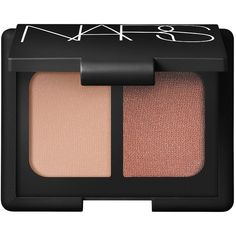 NARS Duo Eyeshadow Compact, Hammamet 0.14 oz (4.14 ml) ($35) ❤ liked on Polyvore featuring beauty products, makeup, eye makeup, eyeshadow and nars cosmetics