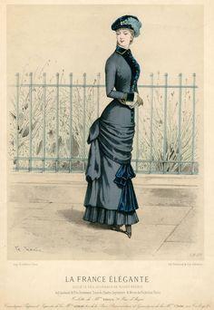 La France Élégante 1880