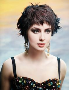 35 Best Short Cropped Hair 2018 - Hairstyles Fashion and Clothing Pinterest Short Haircuts, Short Messy Haircuts, Pictures Of Short Haircuts, Short Hair Cuts, Short Hair Styles, Summer Haircuts, Summer Hairstyles, 2018 Haircuts, Celebrity Haircuts