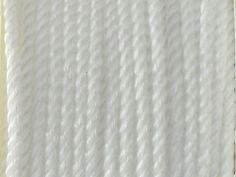 Sznurek Skręcany Perła 2.2mm (2m) 0,80 zł - Półfabrykaty do biżuterii \ Bazy biżuteryjne \ Sznurki \ Polipropylenowe Decoupage \ Elementy do zdobienia \ Sznurki \ Polipropylenowe Noc Zakupów - MarMon.com.pl