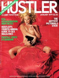 Hustler January 1979