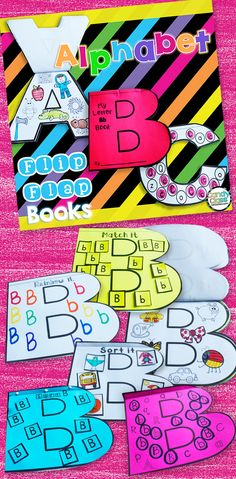 Why give a mundane worksheet? These alphabet flip flap books include 12 activities for each letter that cover letter recognition, beginning sounds, and handwriting! Use as stand alone flip flap books or turn them into an alphabet interactive notebook. $