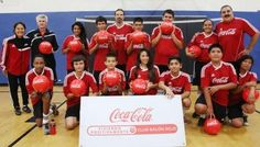Twelve highly achieving teens from the Oakes Branch (Logan Heights) of the Boys & Girls Clubs of Greater San Diego were selected to receive a private soccer clinic by US Soccer star Marcelo Balboa, San Diego Sockers legend Brian Quinn, and TV Personality Fernando Fiore on October 29 through Coca-Cola's Club Balon Rojo program. This educational program inspires participants to excel in school and lead active, healthy lifestyles.