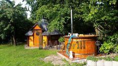 Thorsten, Ottersberg, Deutschland - Thorsten, Hot Tub Backyard, Garden Landscaping, Landscaping Ideas, Landscape Plans, Garden Planning, Hot Tubs, Terrace Ideas, Garden Ideas