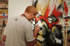 Australian Graf artist Meggs has his first UK solo show with Zero Cool in May 2011 so we thought we would see what you thought of his work!