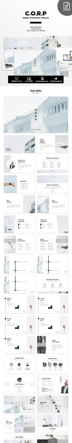 GALAK - Powerpoint Presentation Business proposal and Cleaning