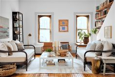 Inside+a+Charming+Loft+Filled+with+Farmhouse+Style++-+CountryLiving.com