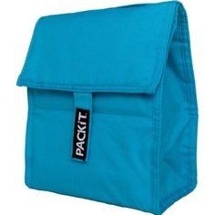 PackIt Aqua Freezable Personal Cooler: Amazon.com: Kitchen & Dining