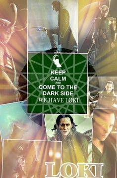 Loki collage made by Kaitlyn's Collages (kaitlynbeasley1) for Ray #staystrongLacey! If you want one please comment! If you repin please give credit!! :)