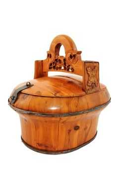 Antique Chinese Wedding Basket     hautelook.com