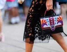 Paula Cademartori appliqué handbags