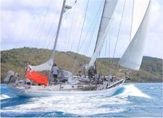 1973 Nautor Swan 65-007 Sail Boat For Sale - www.yachtworld.com
