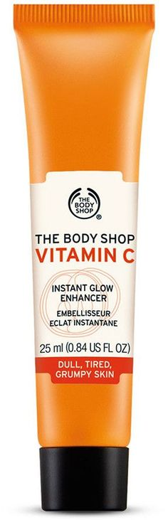 The Body Shop Vitamin C Instant Glow Enhancer now available #skincare