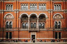 London Travel Photography - Victoria and Albert Museum - Balencia Exhibit