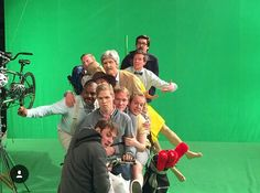 11 People on a Scooter! #StudioC
