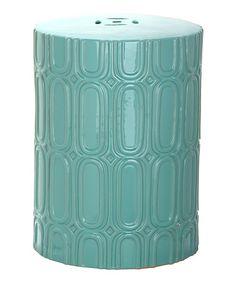 Love this Light Blue Vivienne Side Table on #zulily! #zulilyfinds