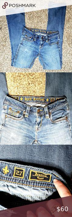 Miss Me jeans size 32,33,34 womens plus size jeans