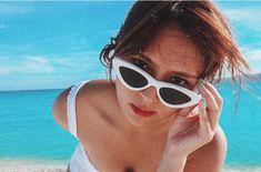 """Good times and tan lines"" - Amanpulo, April 2018 Aesthetic Vintage, Aesthetic Girl, Kathryn Bernardo Photoshoot, Ylona Garcia, Filipina Beauty, Daniel Padilla, Uzzlang Girl, Interesting Faces, Tan Lines"